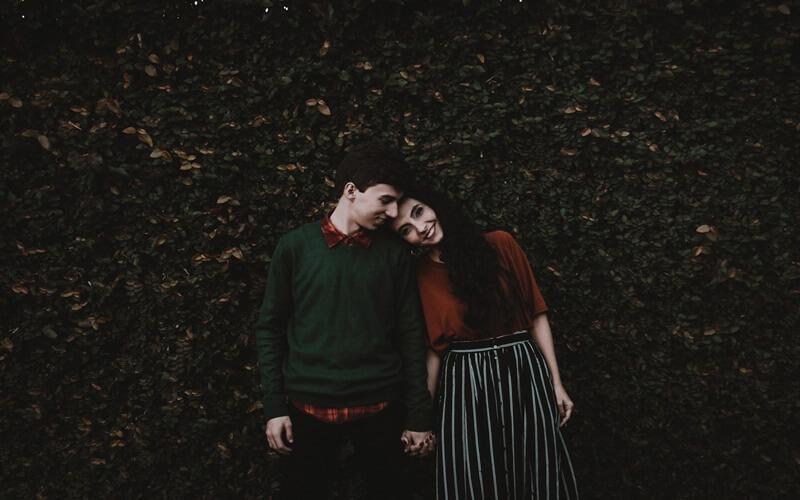 幸せな恋人たち